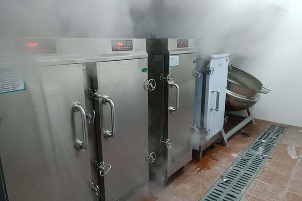丽水优质海鲜蒸箱厂家